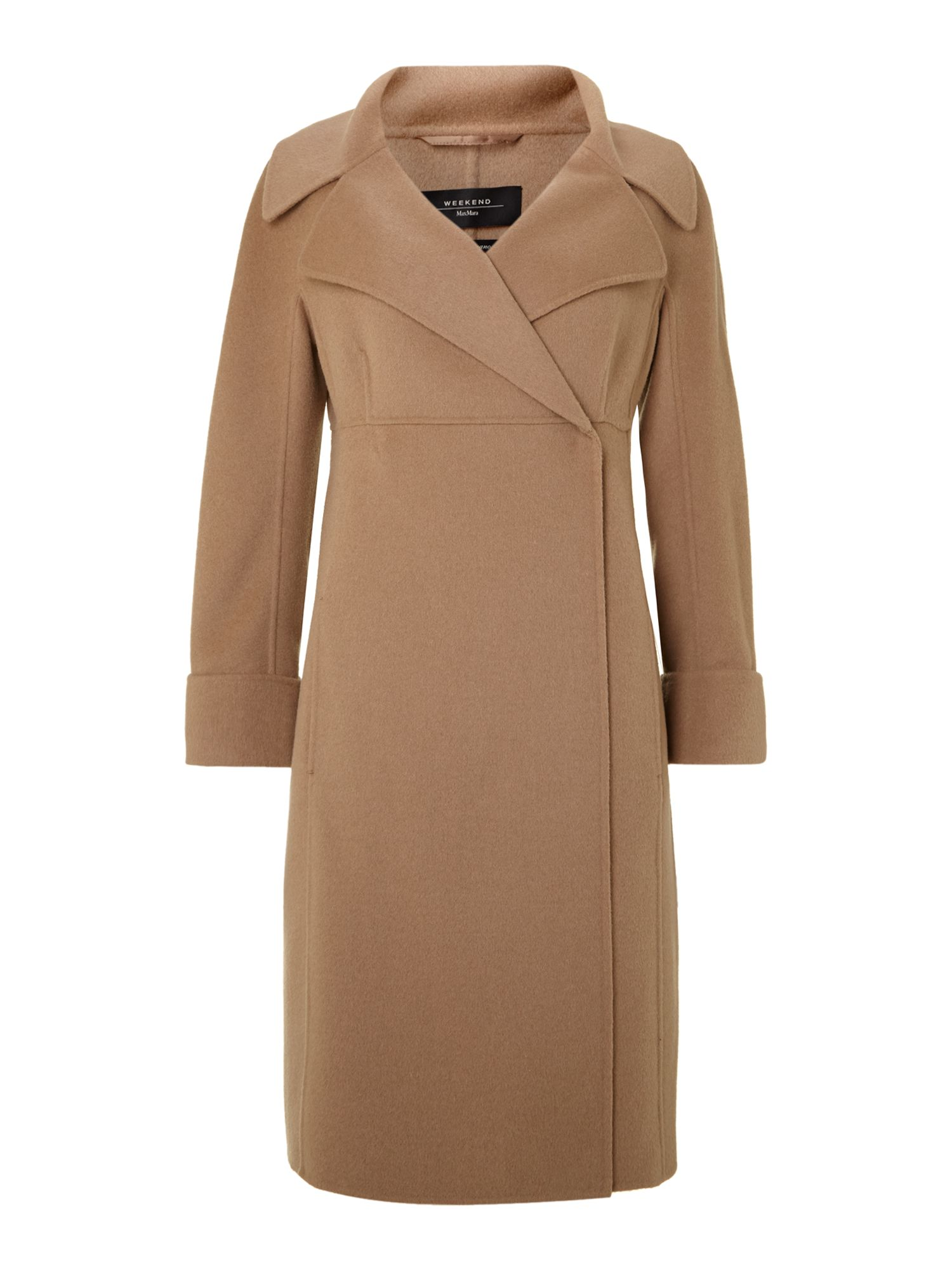 Katana double faced wool coat