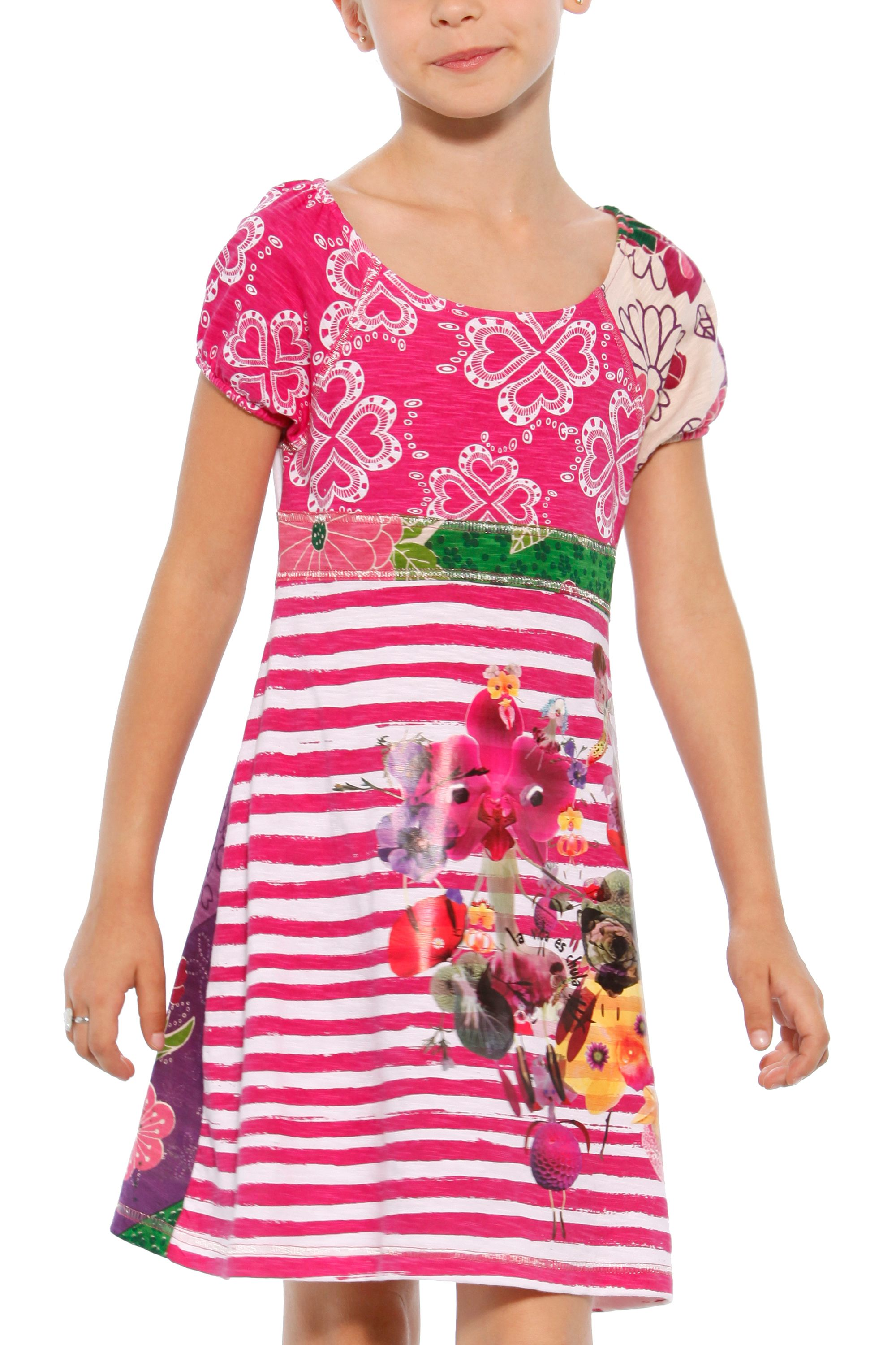 Girl`s Almadense Dress