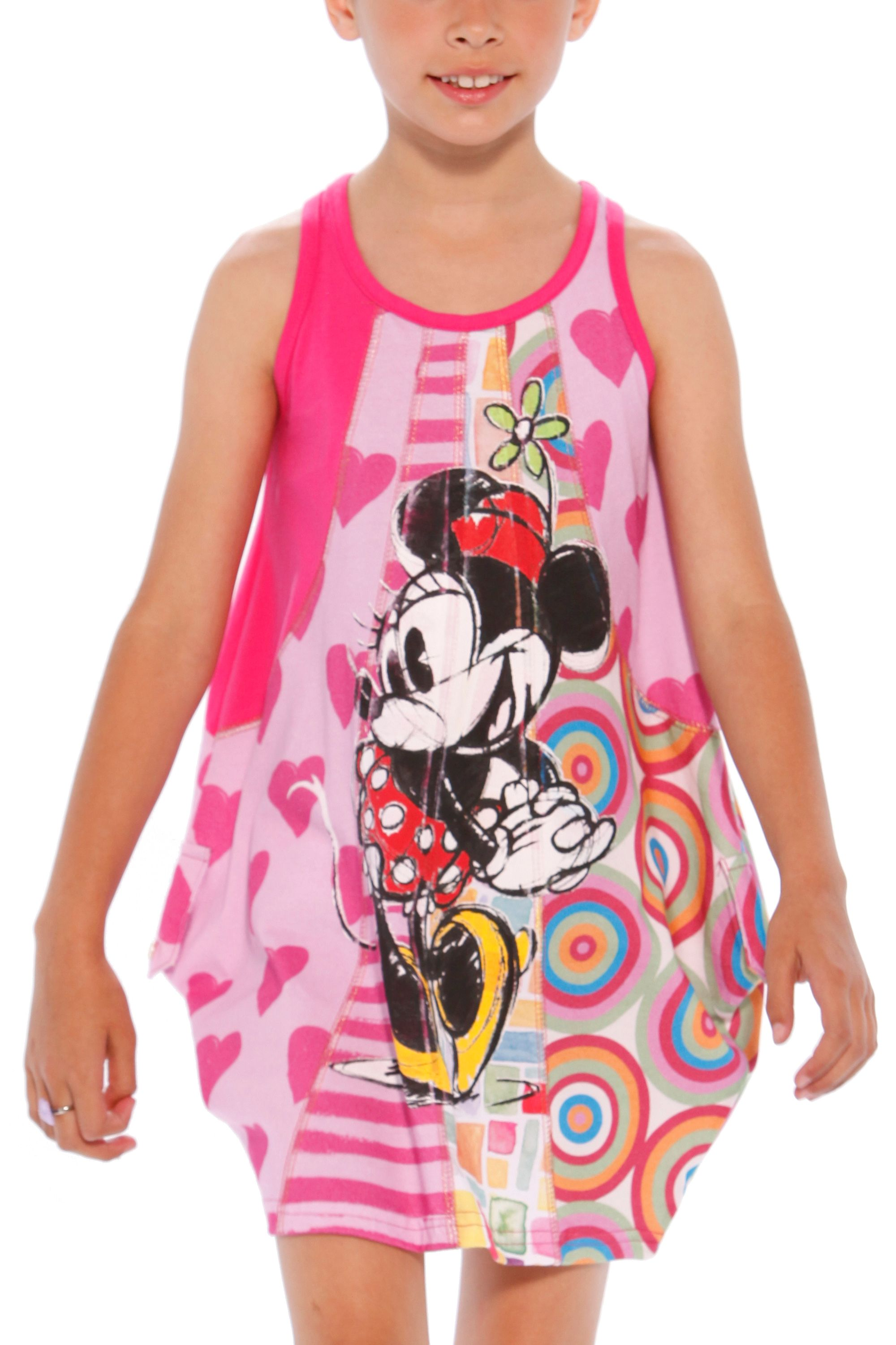 Girl`s Minnie Dress