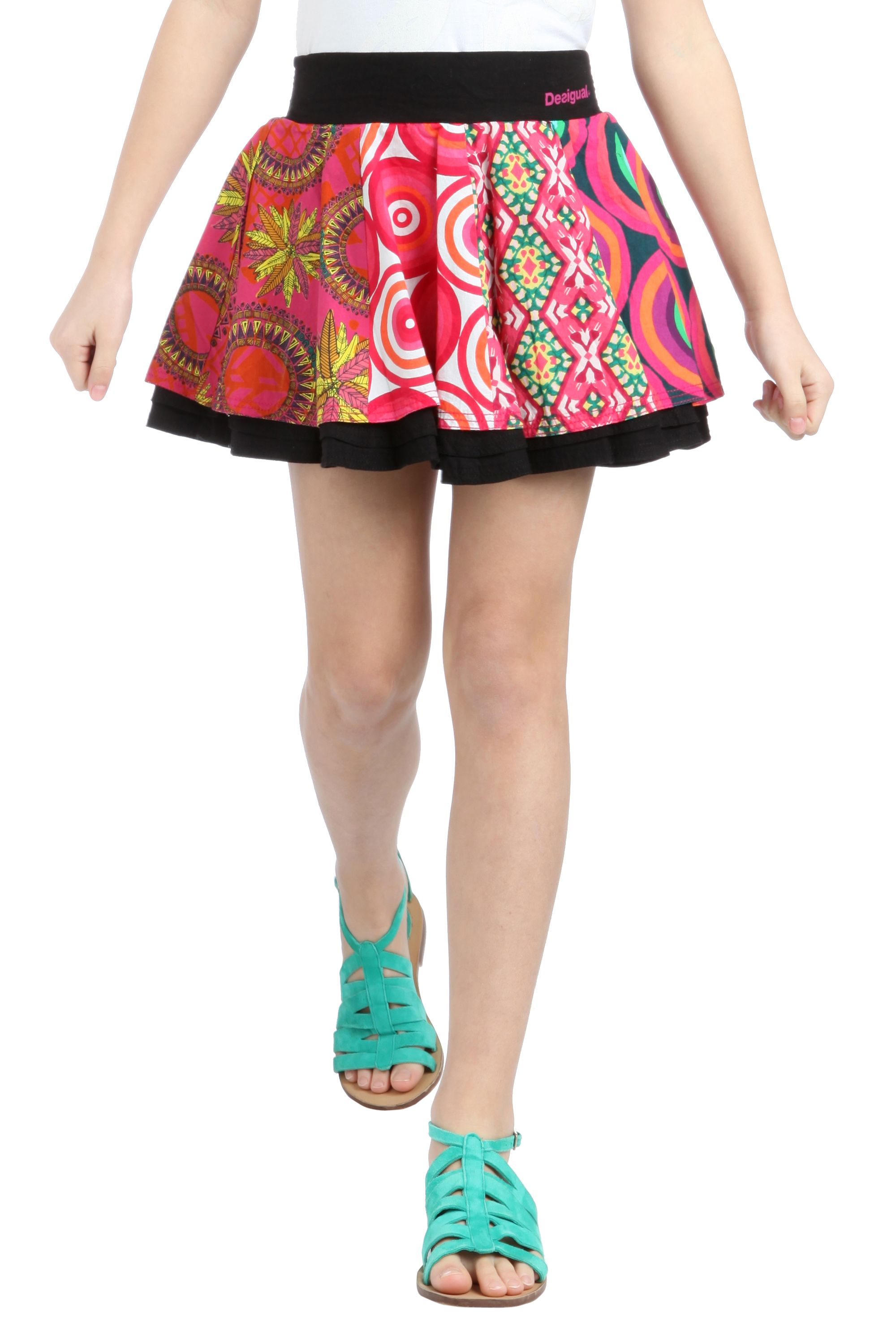 Girl`s Arno Rep Skirt