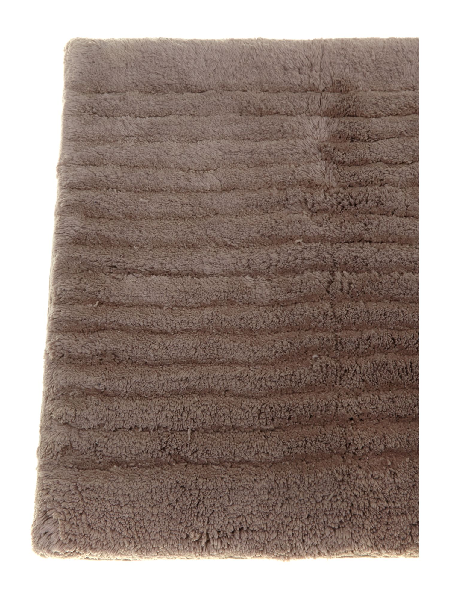 Classic luxury bathmat dove grey
