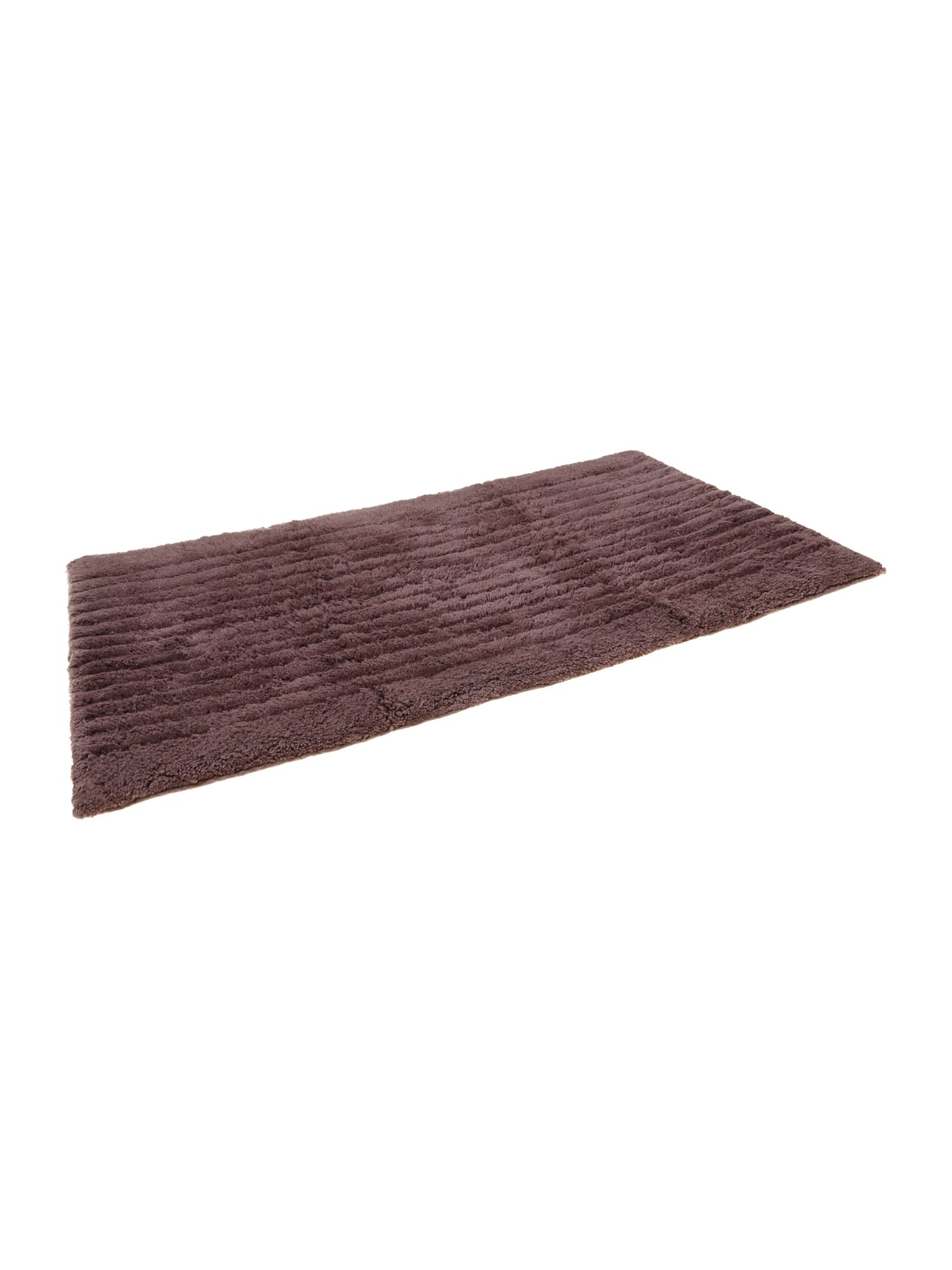 Classic luxury bathmat amethyst