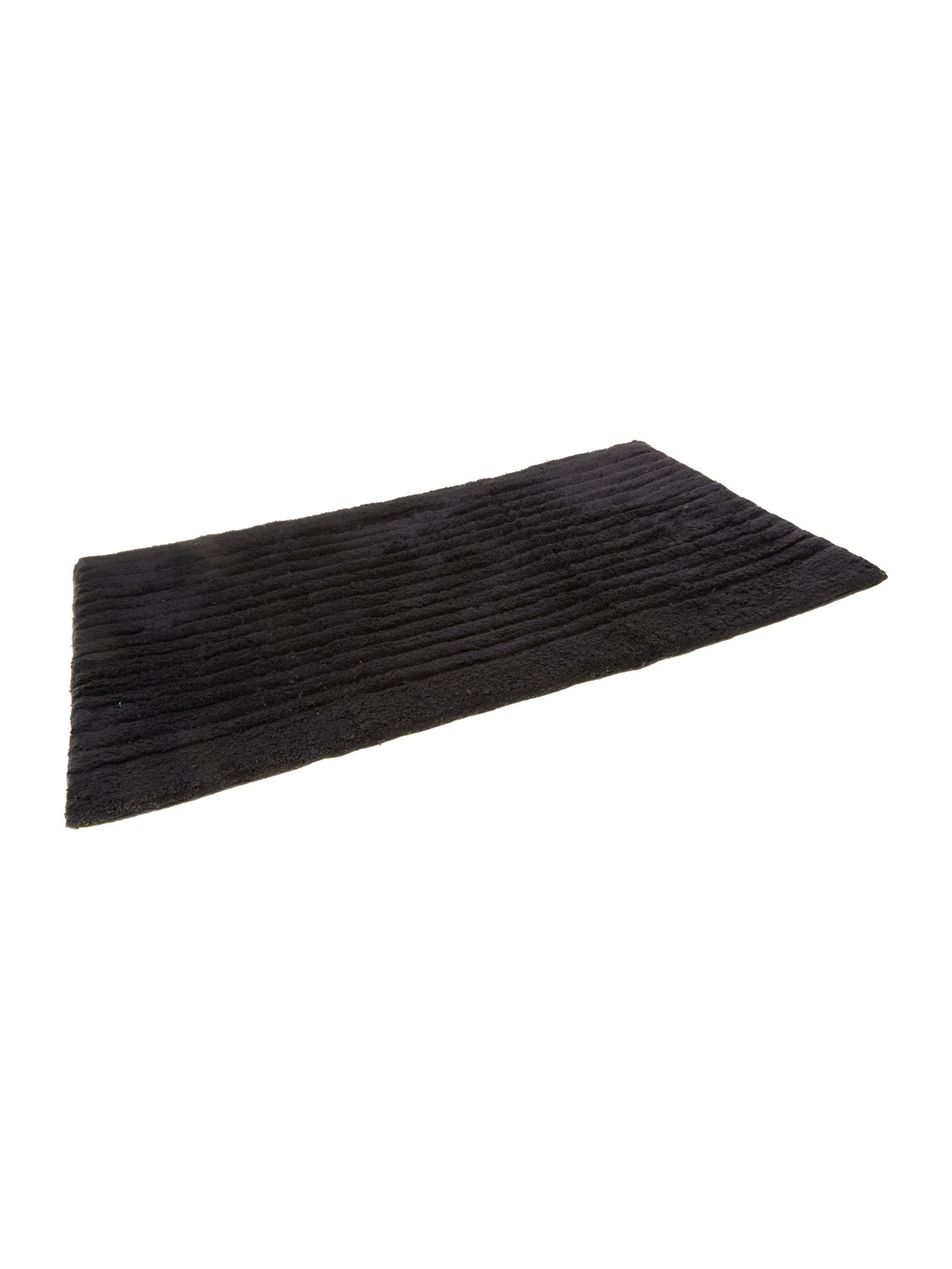 Classic luxury bathmat petrol