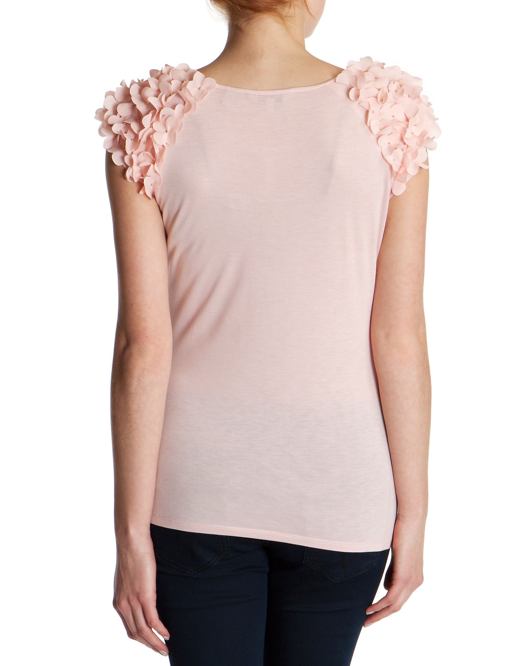 Anissa Flower detail top