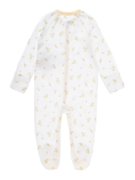 Baby`S Duck Print All-In-One