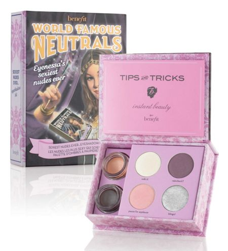 Benefit Sexiest Nudes Ever Eye Shadow Set
