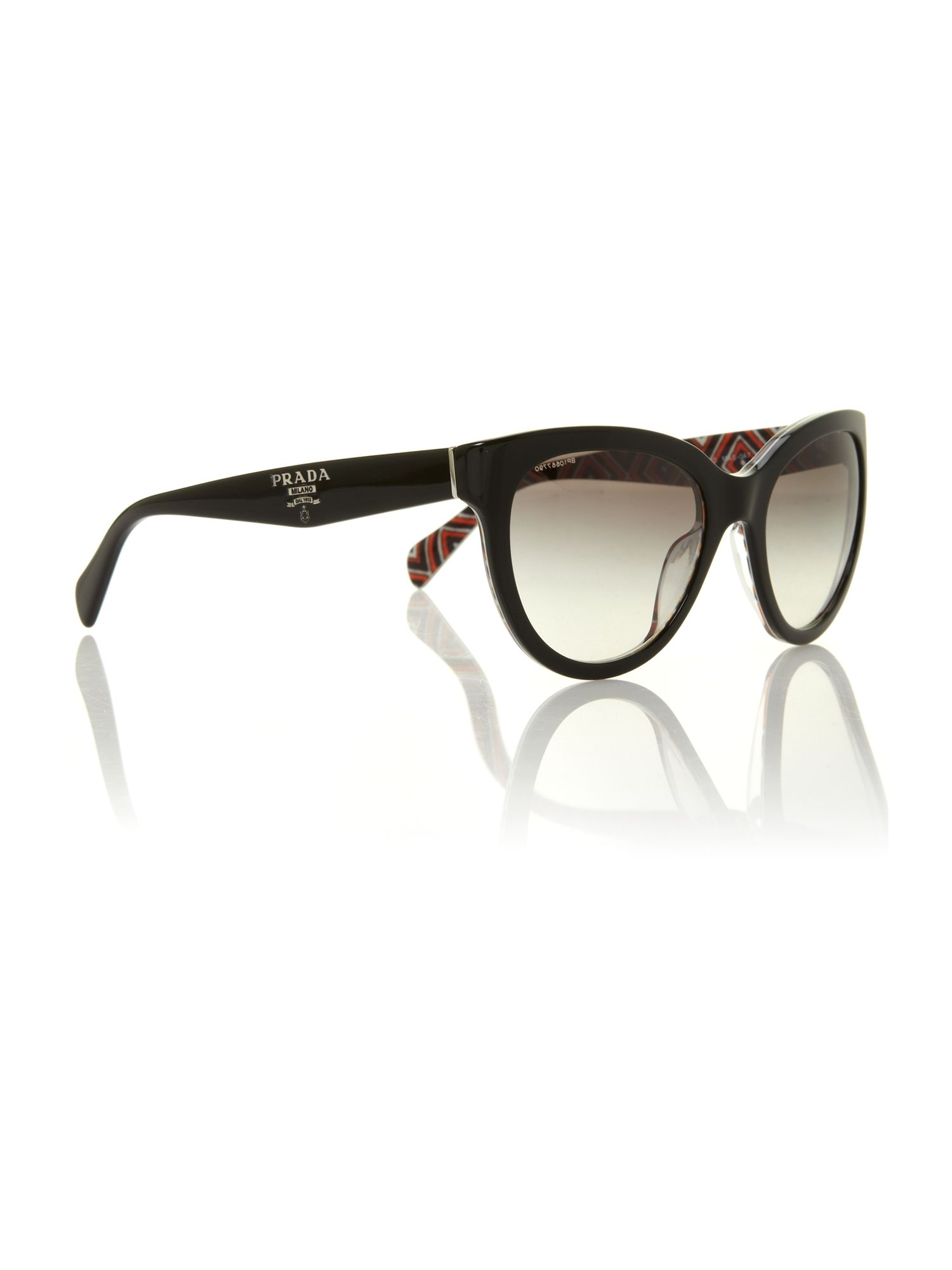 Ladies PR05PS classic logo sunglasses