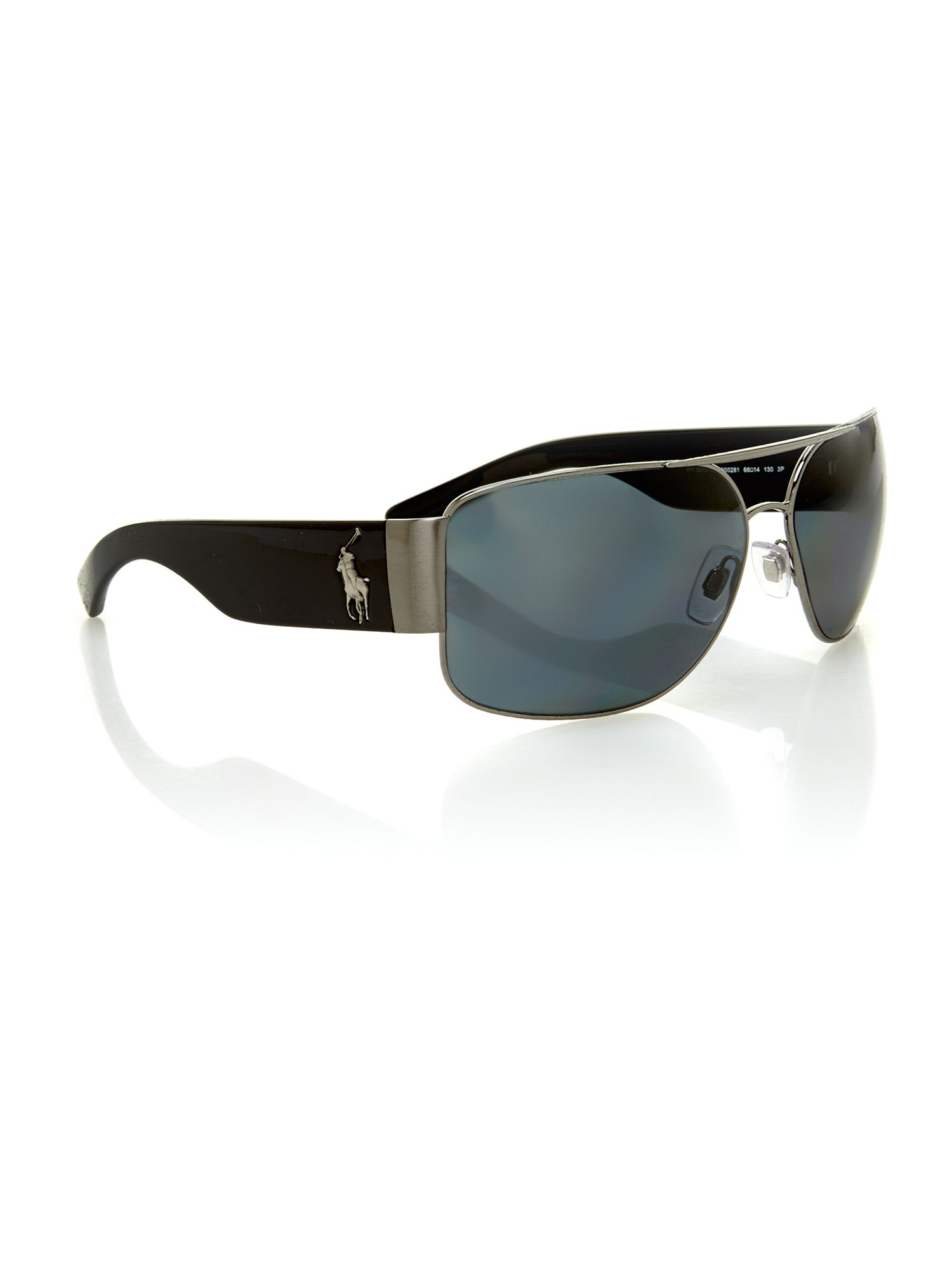 Men`s PH3072 gunmetal signature sunglasses