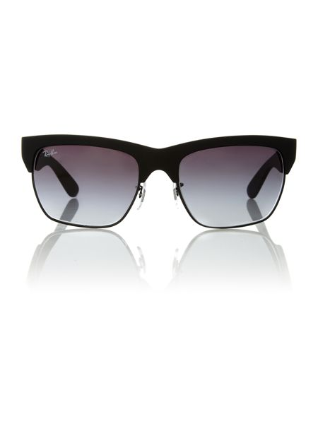 Ray-Ban Unisex RB4186 youngster clubmaster sunglasses