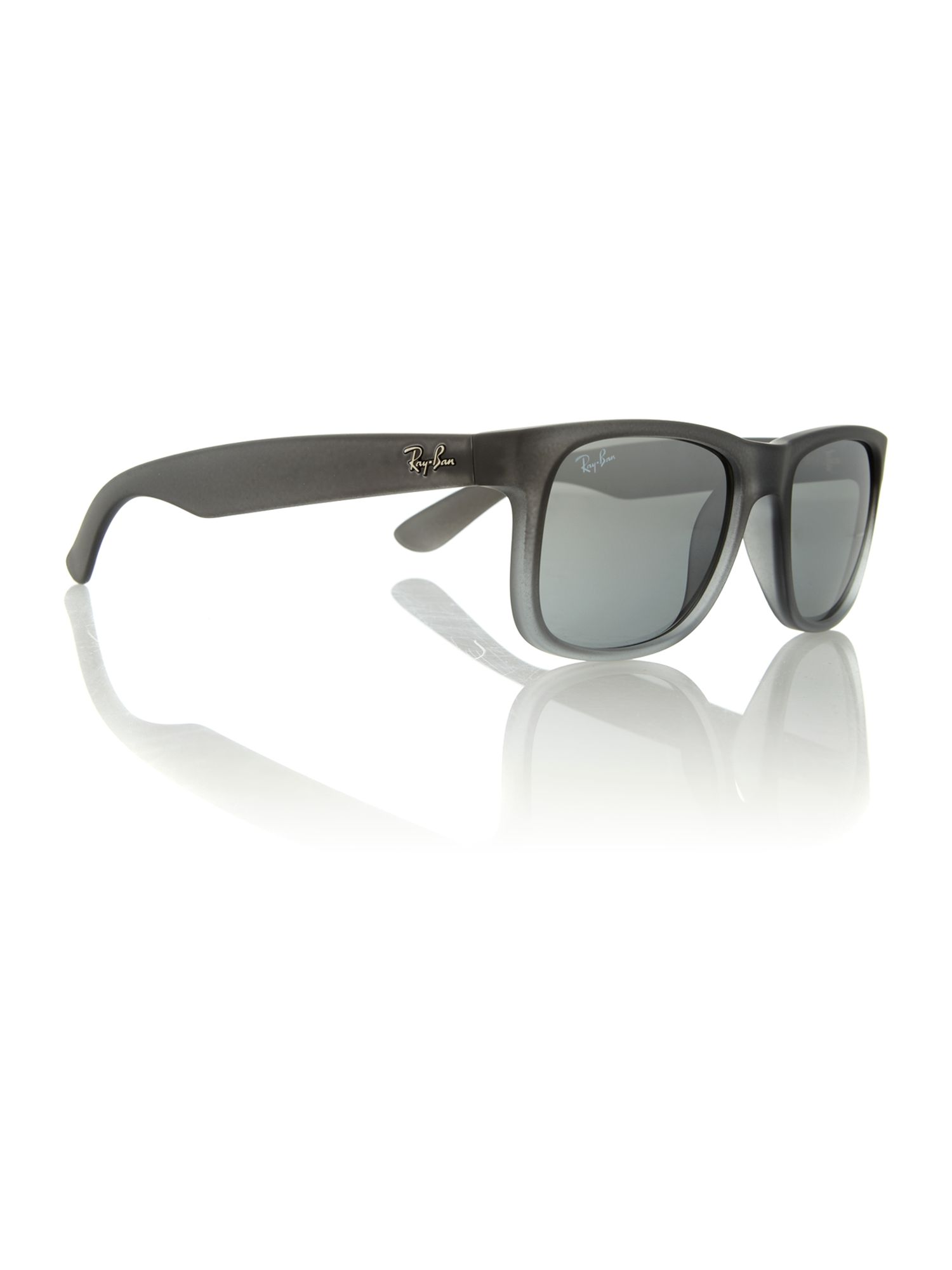 Unisex RB4165 grey justin sunglasses