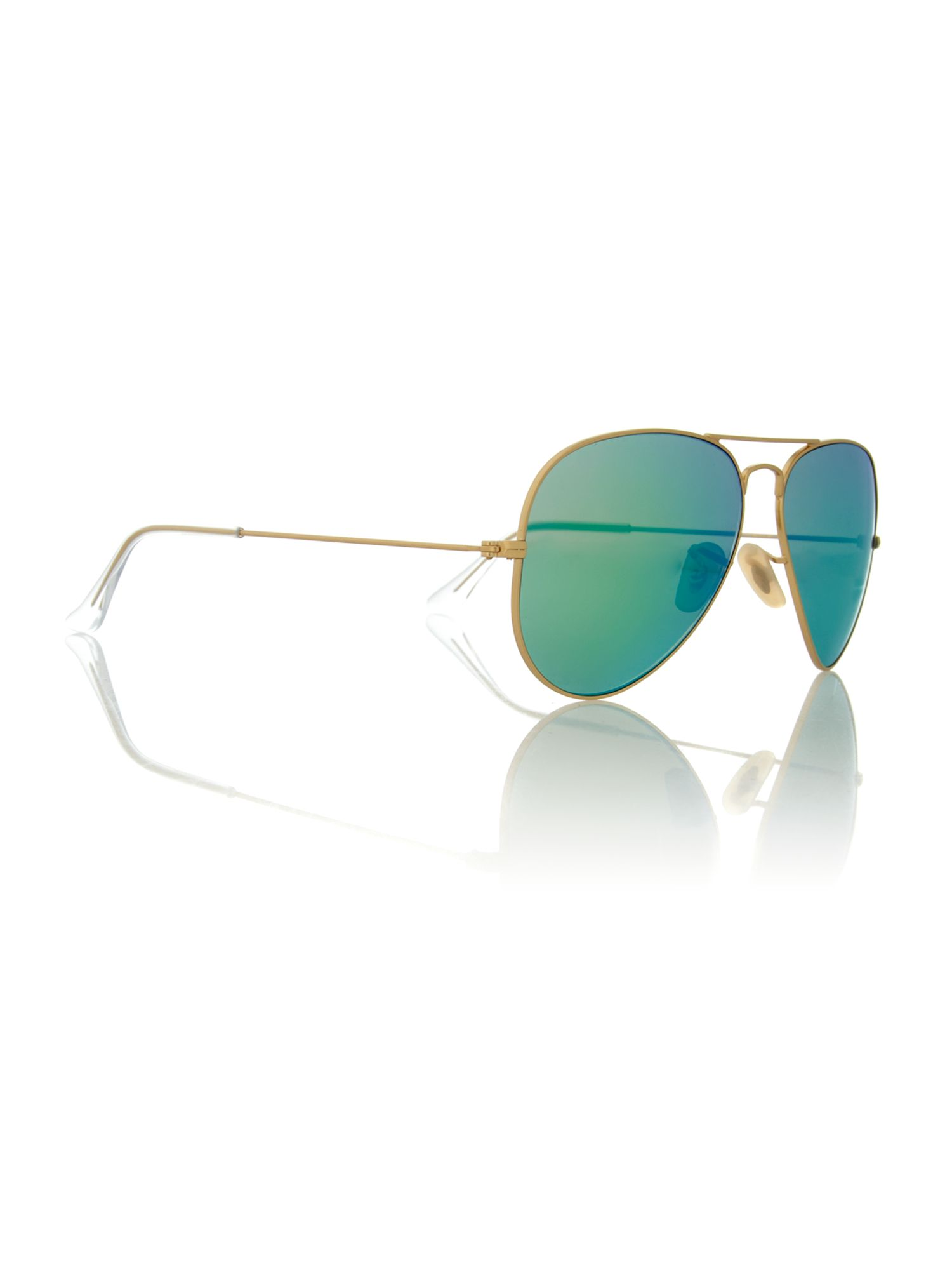 Unisex RB3025 iconic aviator sunglasses