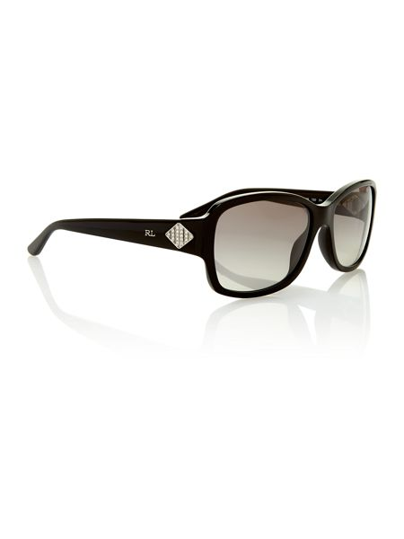 Ralph Lauren Sunglasses Ladies RL8102 art deco sunglasses