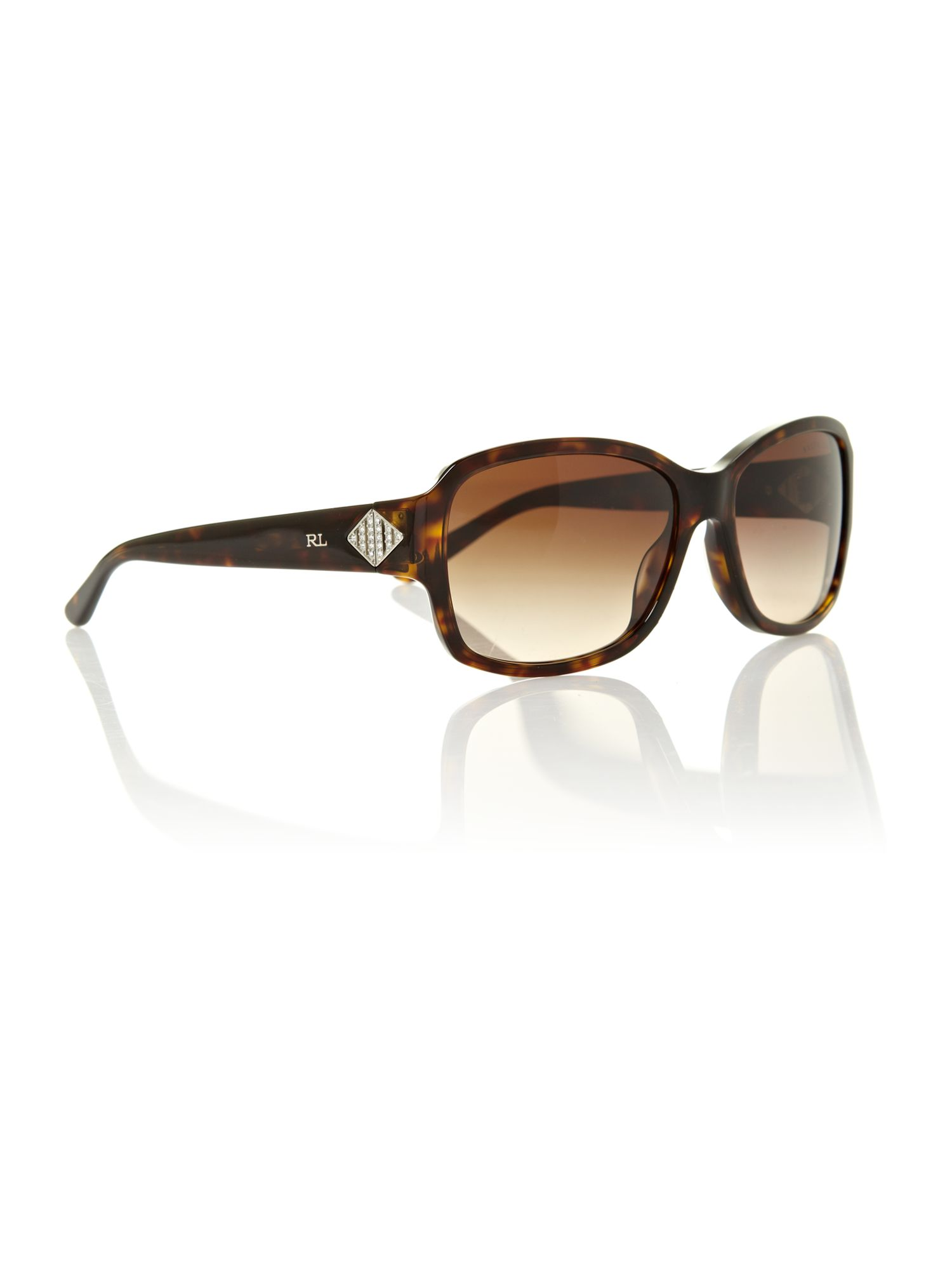 Ladies RL8102 art deco sunglasses