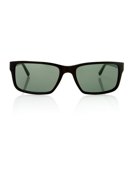 Polo Ralph Lauren Men`s PH4076 polo player sunglasses