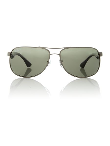 Ray-Ban Unisex RB3502 lifestyle sunglasses