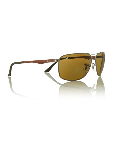 Ray-Ban Unisex RB3506 lifestyle sunglasses