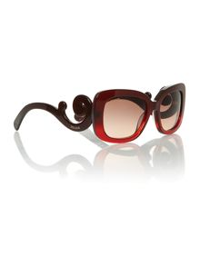 Ladies PR27OS baroque sunglasses