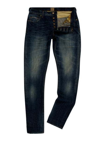 PRPS Fury straight fit jeans