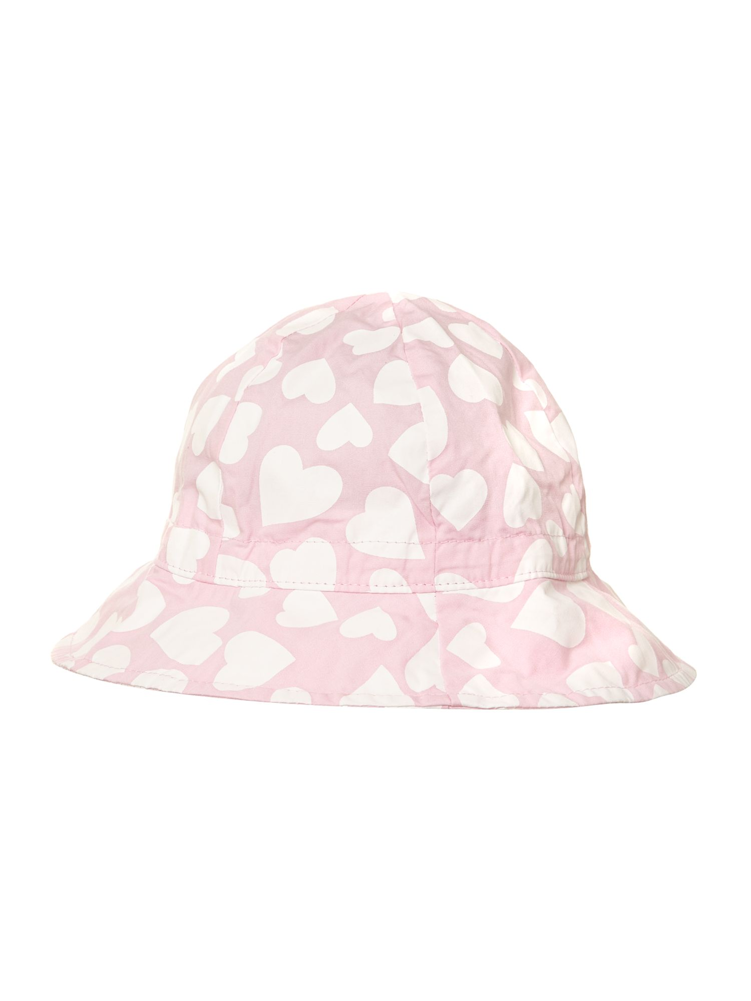 Girl`s floppy sun hat