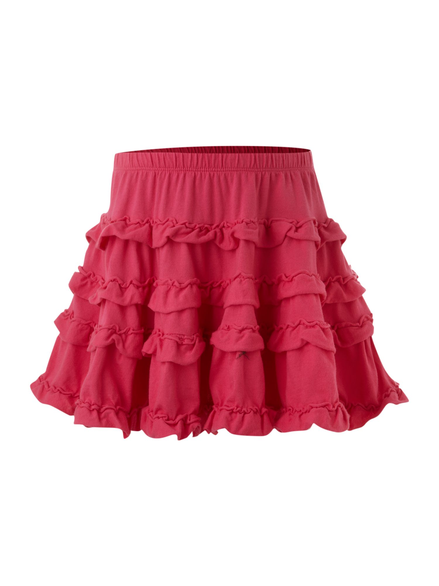 Girl`s frill rara skirt