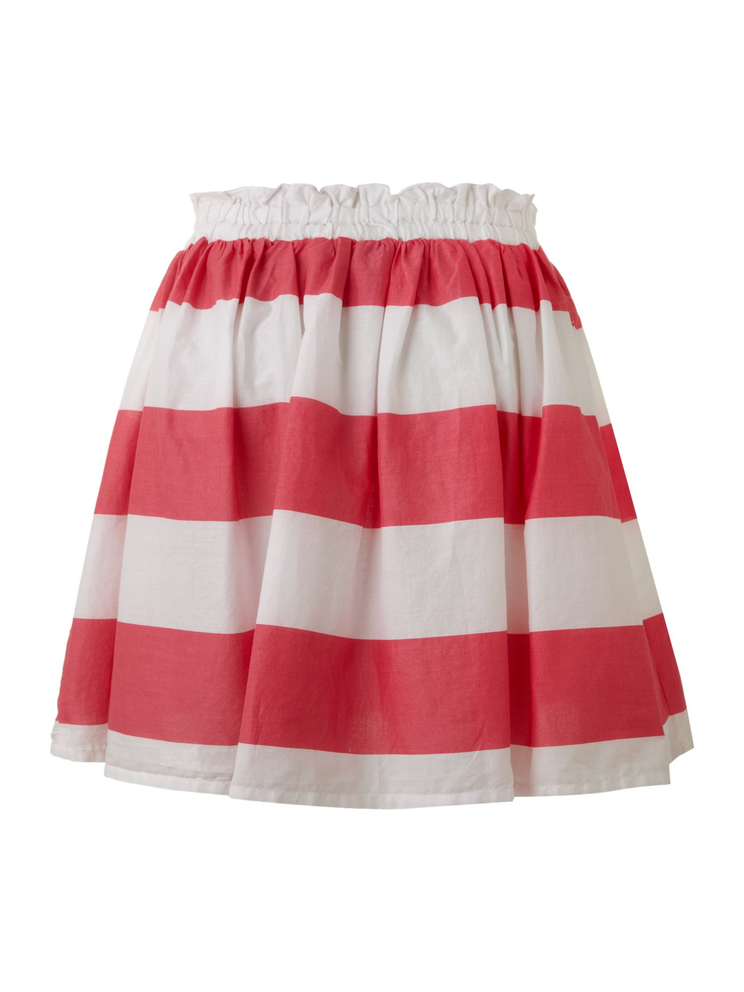 Girl`s stripe rara skirt