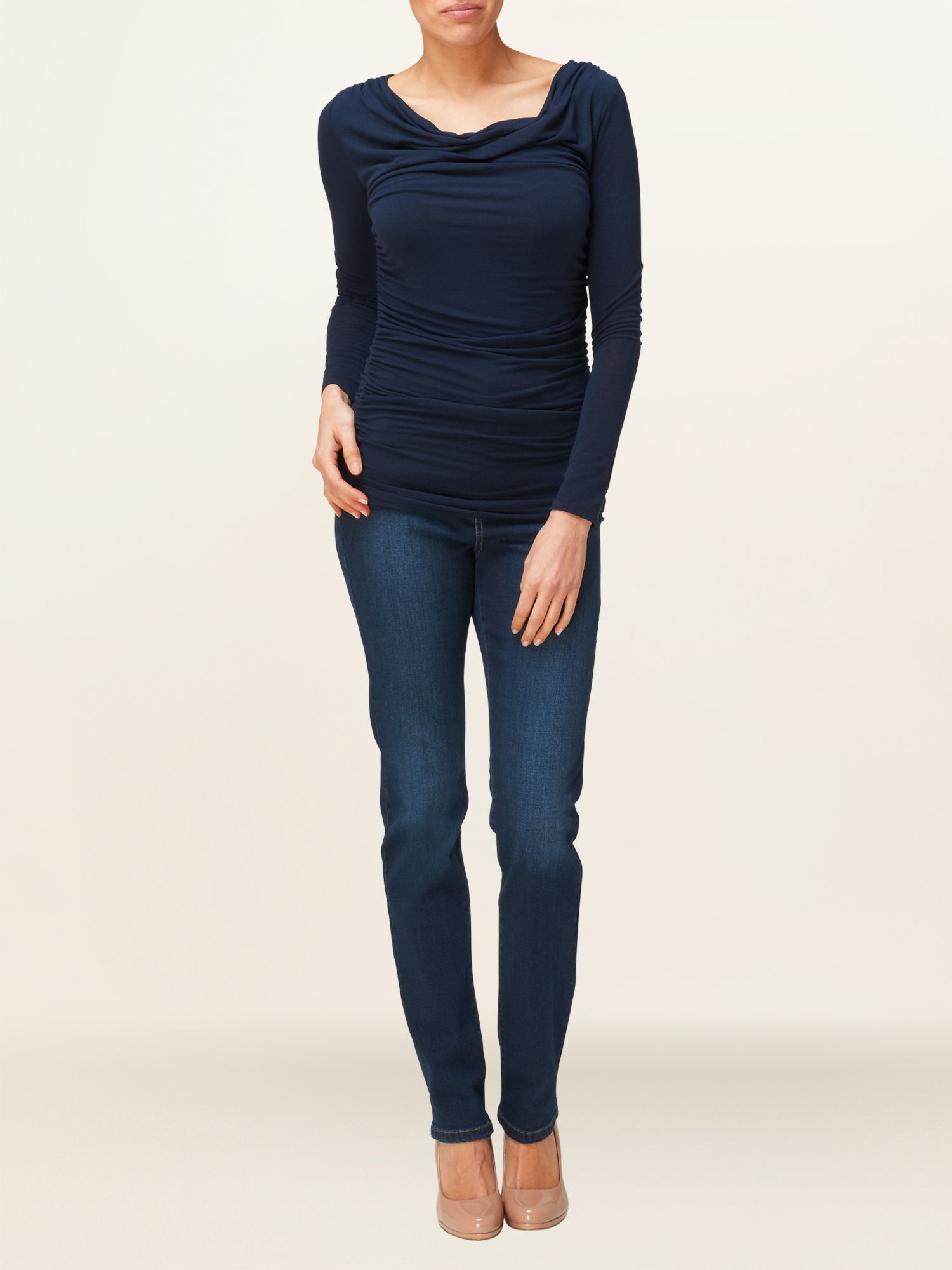 Tallie long sleeve top