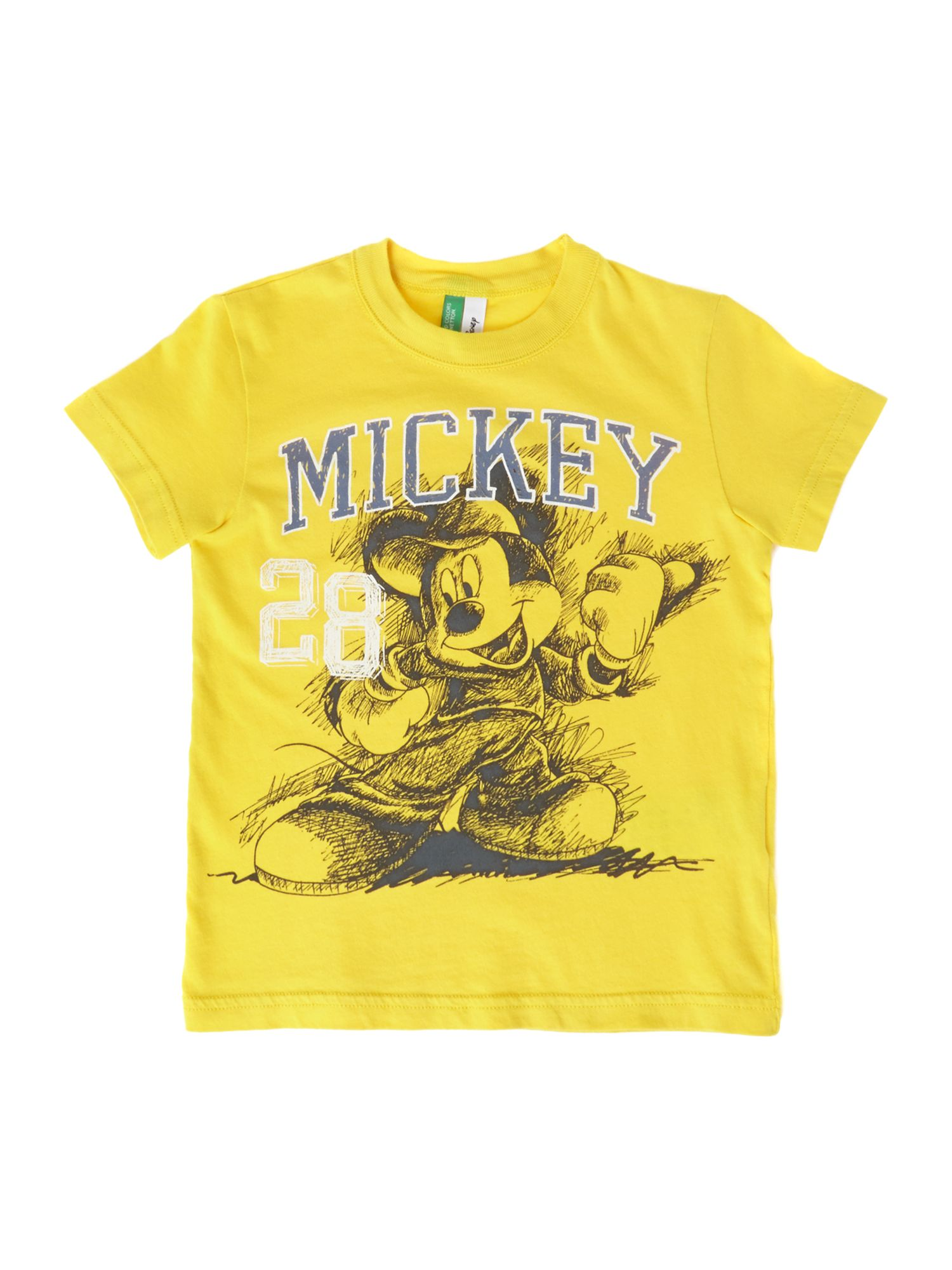 Boy`s Mickey Mouse graphic T-shirt