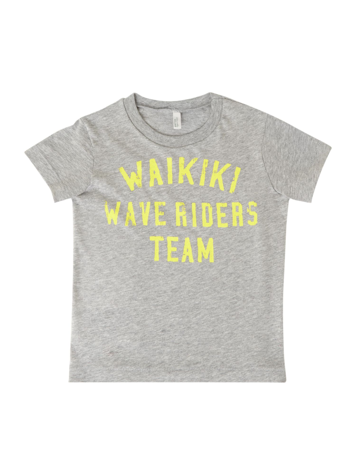 Boy`s Waikiki graphic T-shirt