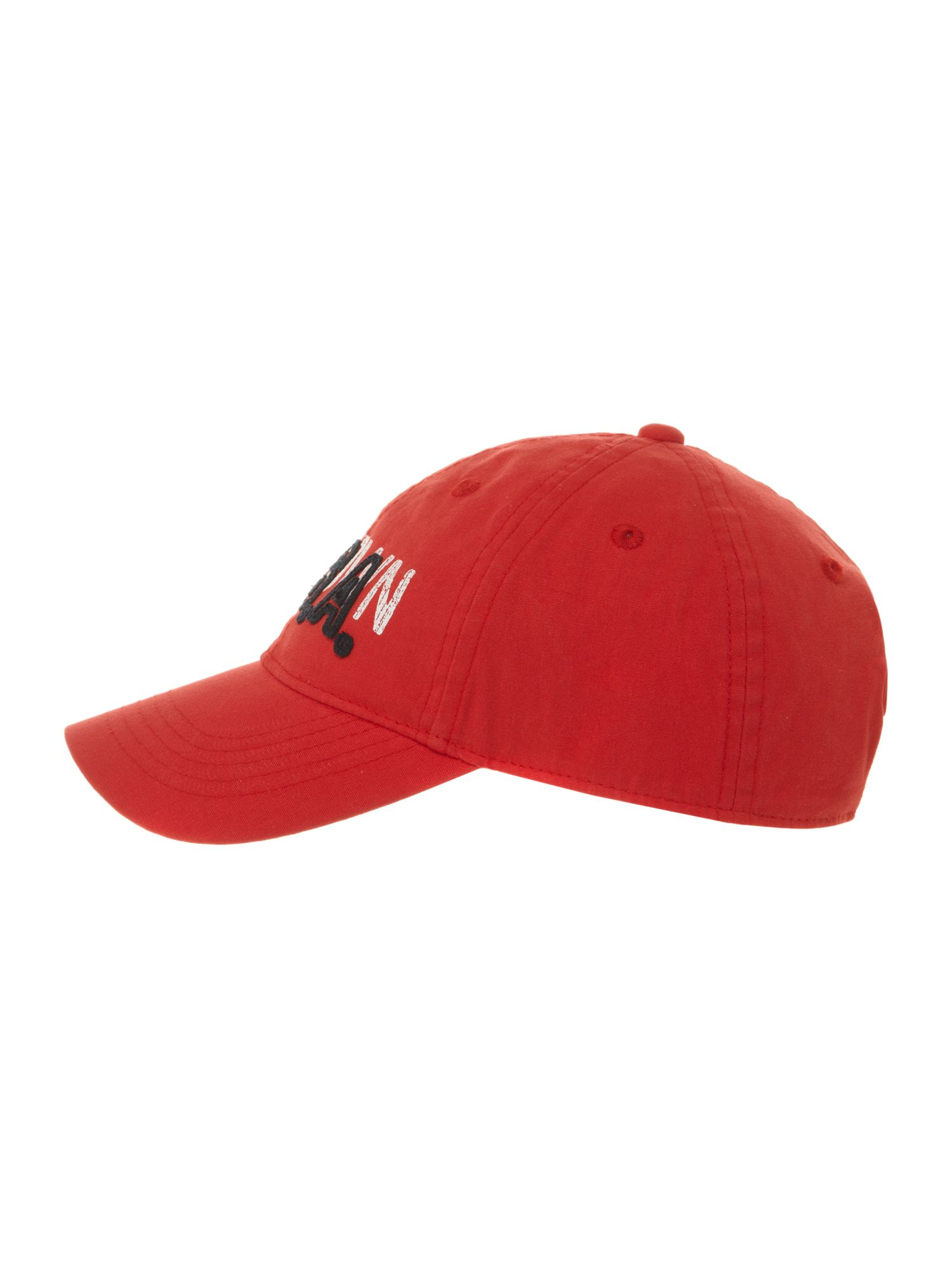 Boy`s USA graphic cap