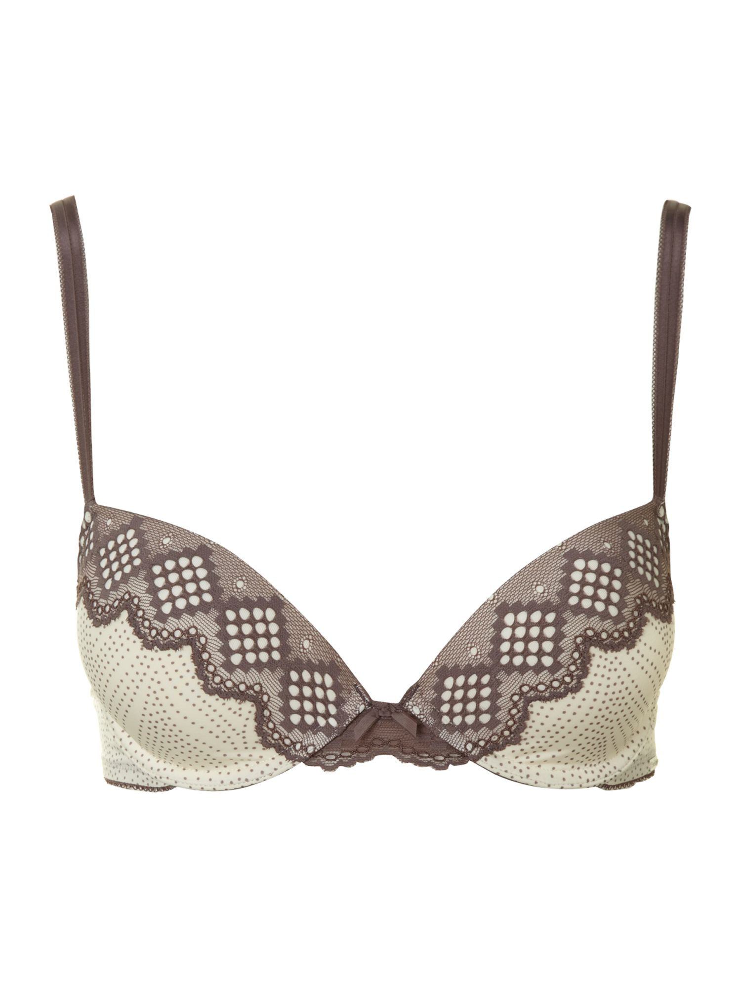 Cakewalk push up bra