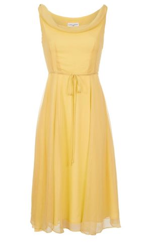 Almost Famous Chiffon Dress