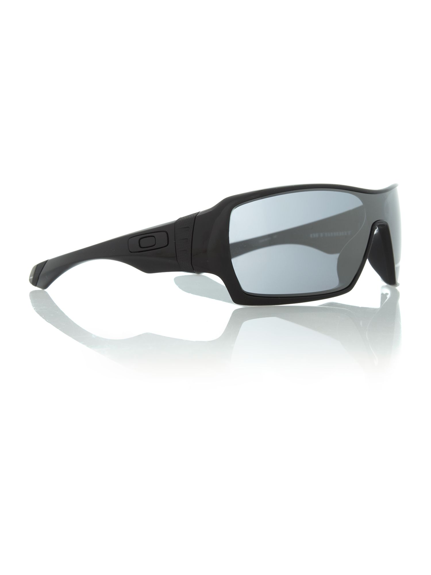 Oakley men`s OO9190 black offshoot sunglasses