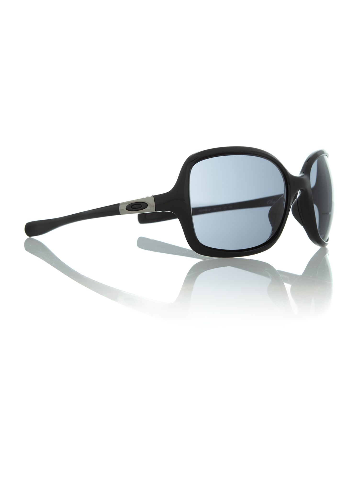 Oakely ladies OO9192 black round sunglasses