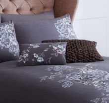 Shadow Floral cushion