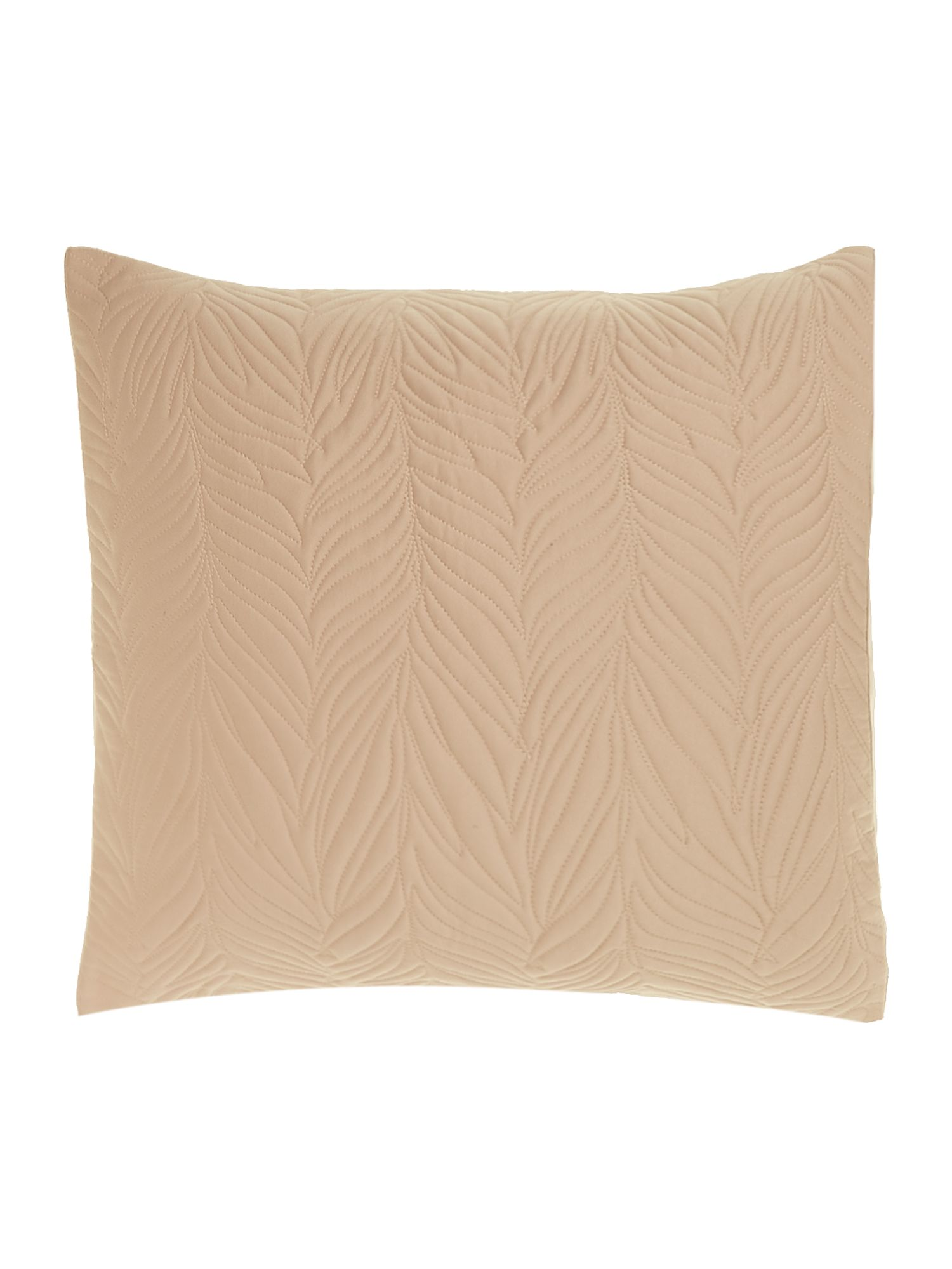 Putty leaf cushion