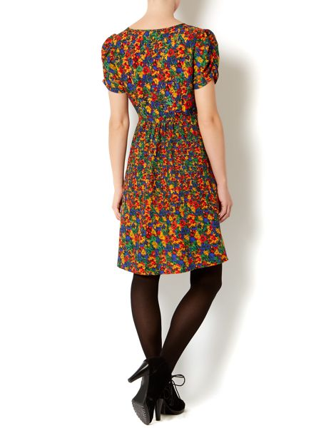 Dickins & Jones Ladies floral tea dress