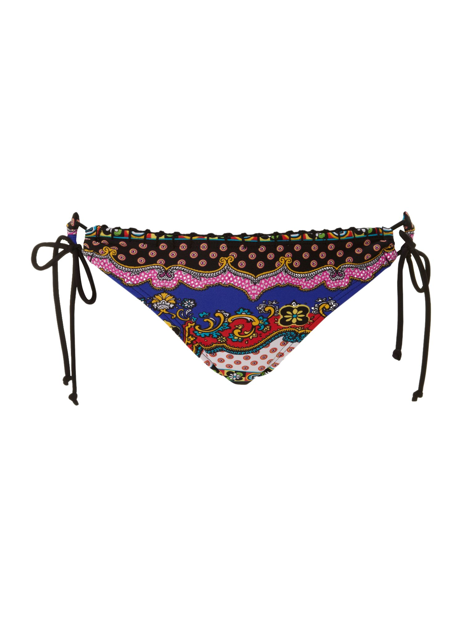 Scarf city chick hipster brief