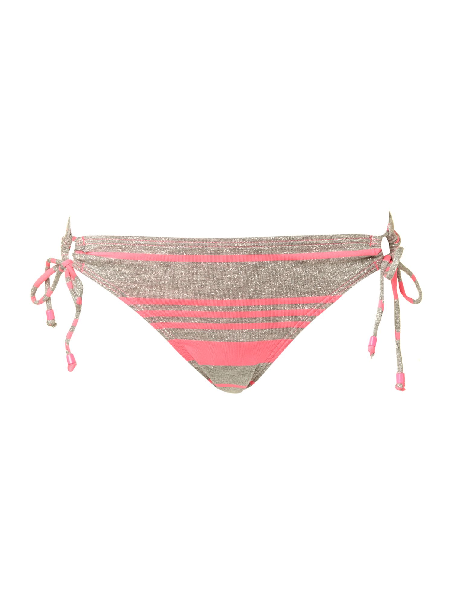 Stripe factor triangle hipster brief