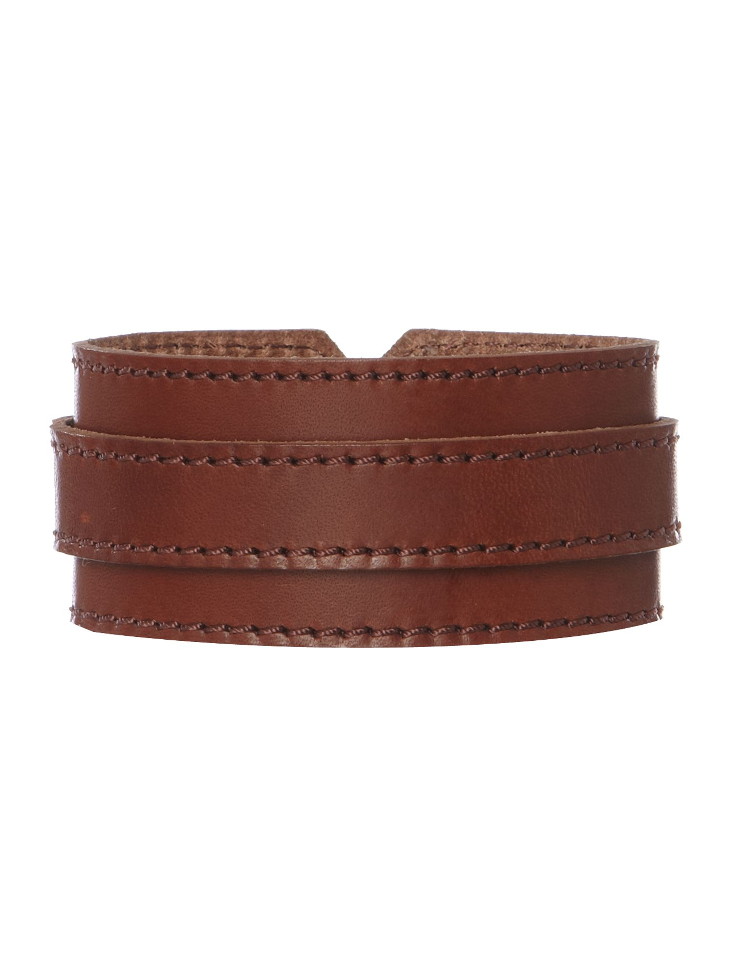 Baldoon leather cuff bracelet