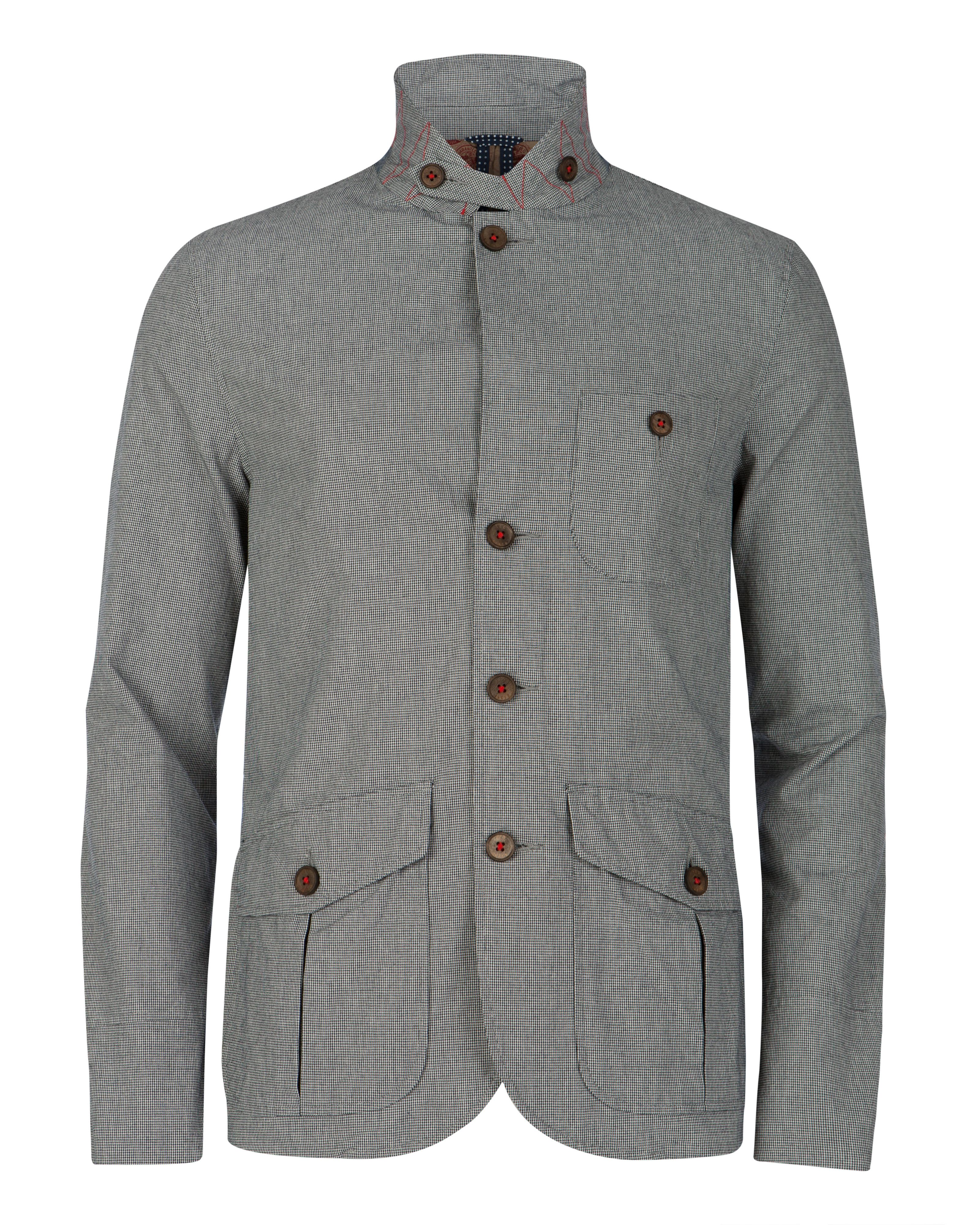 Sirius cotton washed blazer