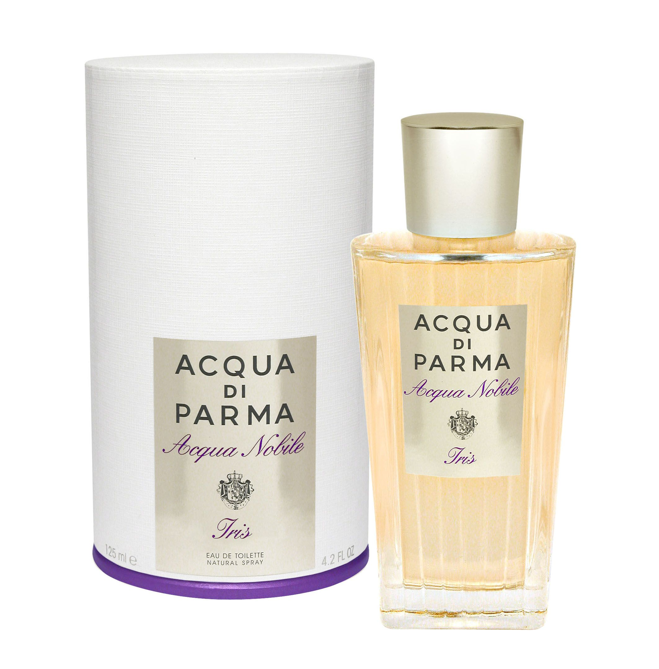Acqua Nobile Iris Eau de Toilette 125ml