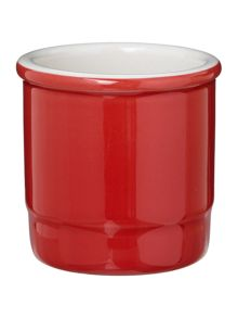 Maison egg cup, red