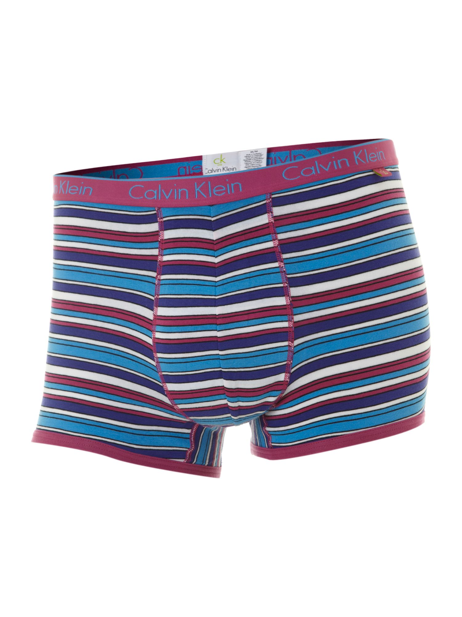 Vogel stripe underwear trunk