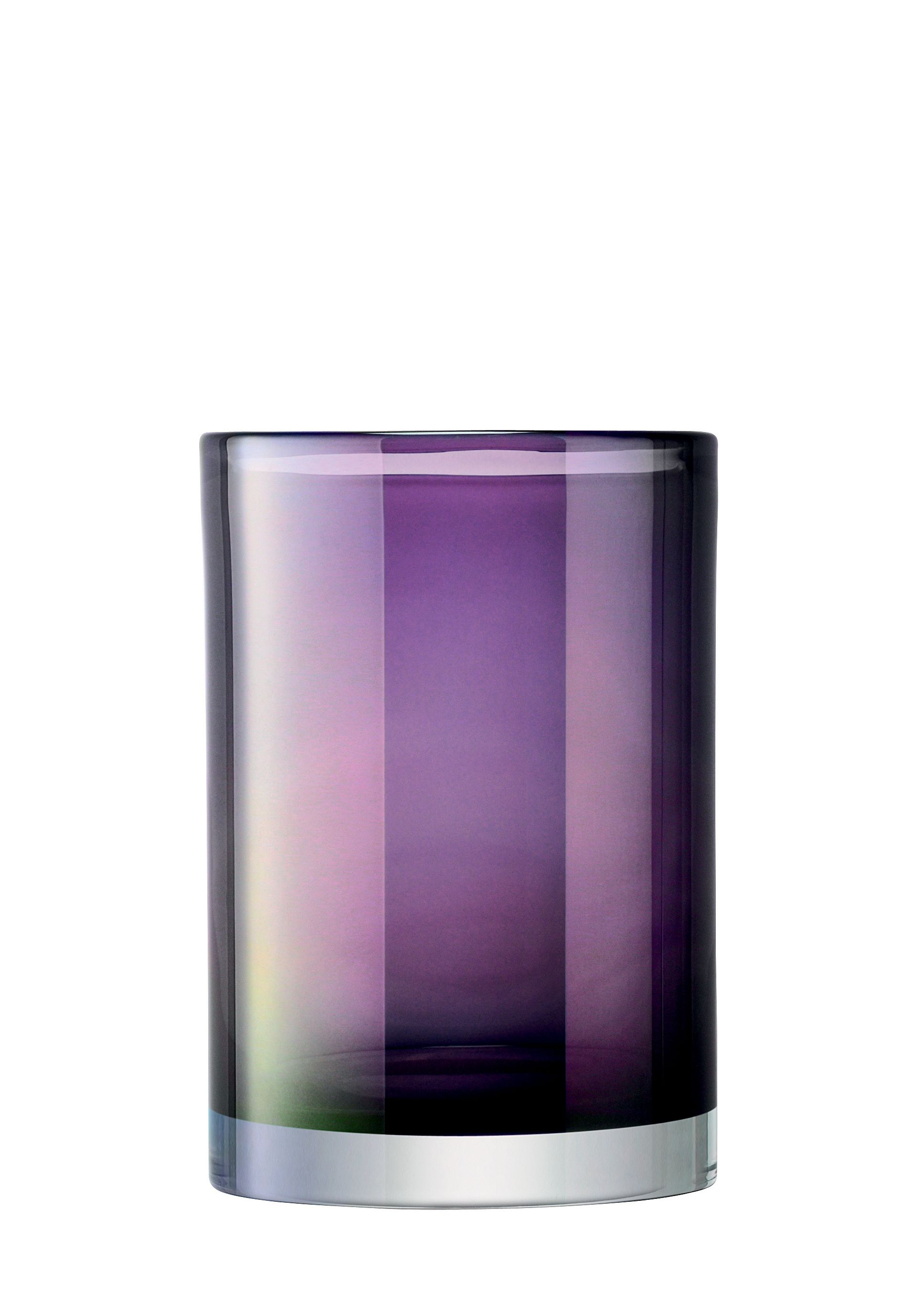 Inza vase, royal purple, 24cm