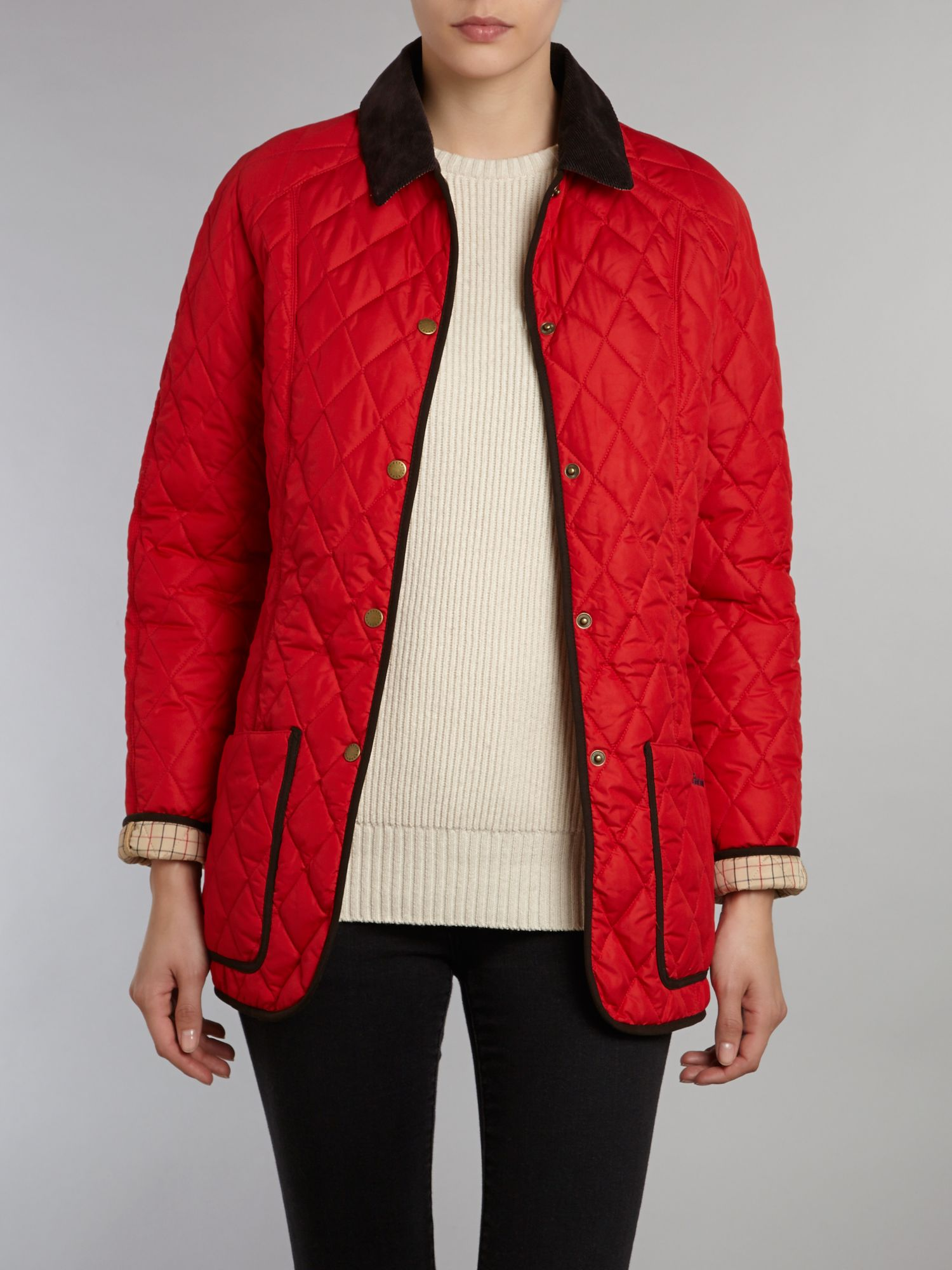 Paddock quilted jacket