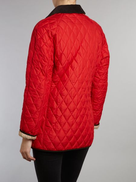 Barbour Paddock quilted jacket