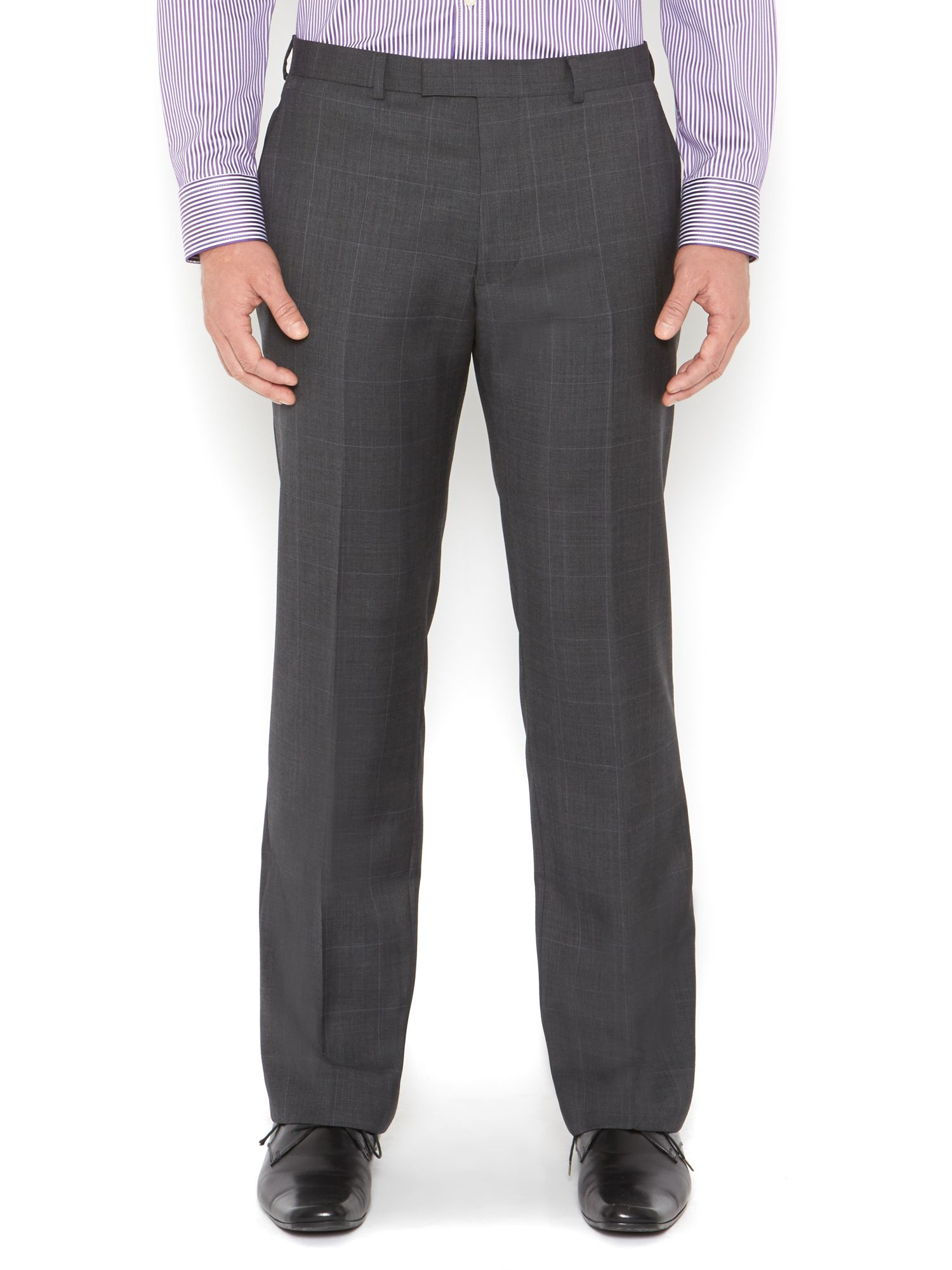 Franklin Prince of Wales Check Suit Trouser