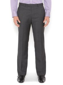 Howick Tailored Franklin Prince of Wales Check Suit Trousers