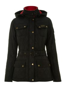 Barbour Viper international jacket with hood