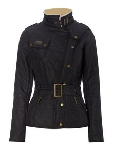 Barbour Matlock Quilted Biker Jacket